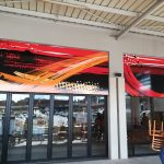 Sign Facets - Rocomamas signage