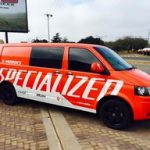 specializer vehicle wrap