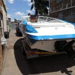 Sign Facets boat / vehicle branding